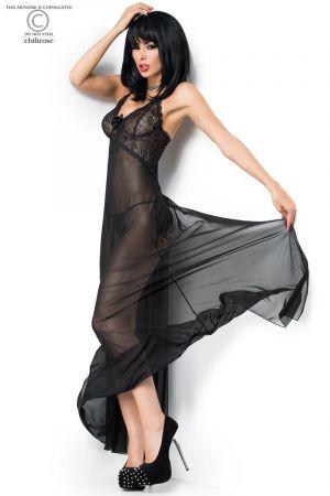Arabian Nights Gown Black