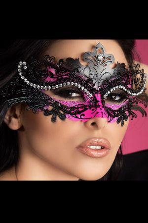 Night Peakock Mask